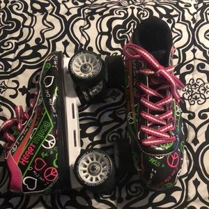 Shoes - Paced Heart Throb Speed Skates